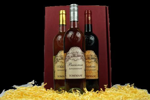"""Präsent """"Grande Venezia"""" - Weine in hochwertiger Geschenkverpackung"""