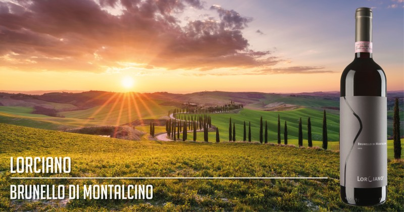 Brunello di Montalcino - Lorciano