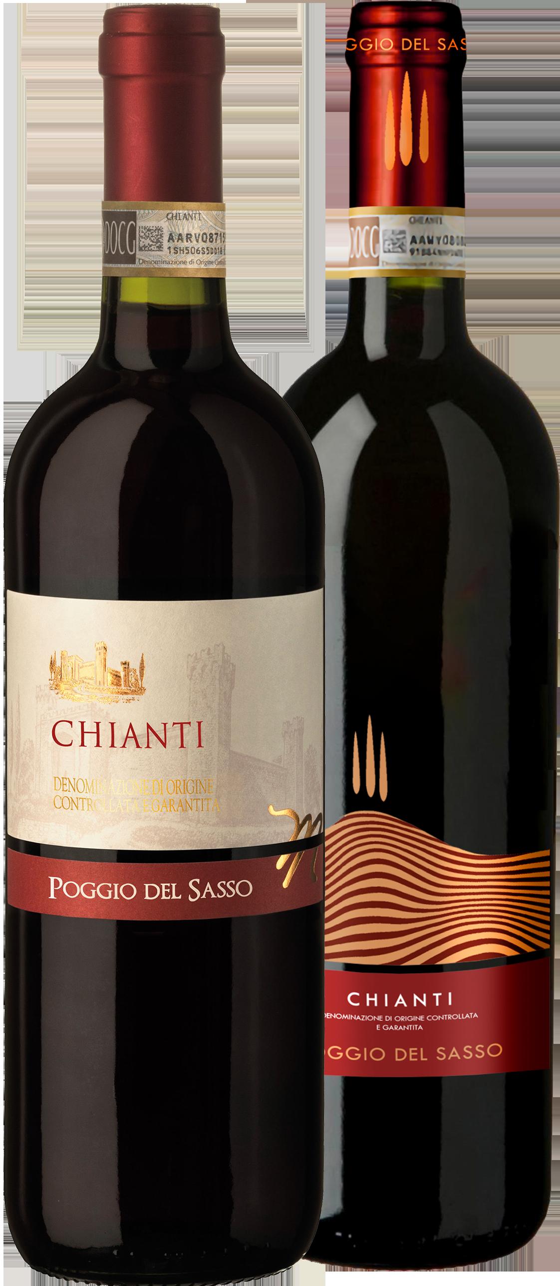 Poggio-del-Sasso-Chianti-beide-Etikette
