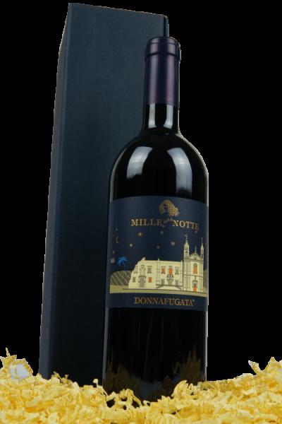 """Präsent """"O sole mio"""" - Wein in hochwertiger Geschenkverpackung"""