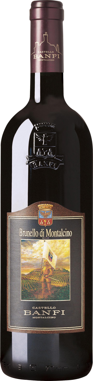 Brunello di Montalcino DOCG 2015 - Banfi
