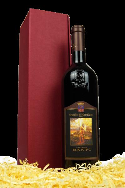 """Präsent """"Grande"""" - Wein in hochwertiger Geschenkverpackung"""
