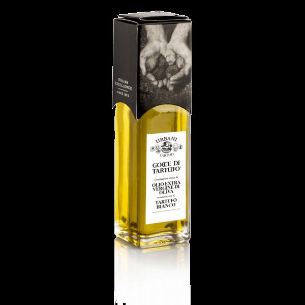 Urbani Tartufi Olivenöl mit weißem Trüffelaroma - Gocci di tartufi bianco 100ml