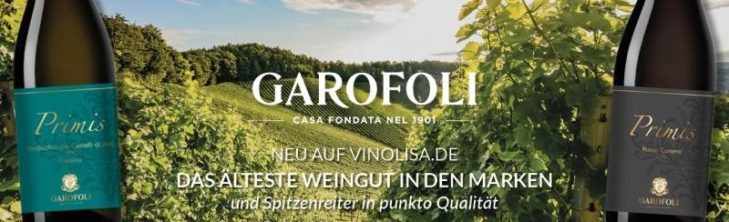Garofoli - Qualität aus den Marken