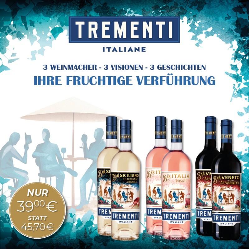 Trementi Weinpaket