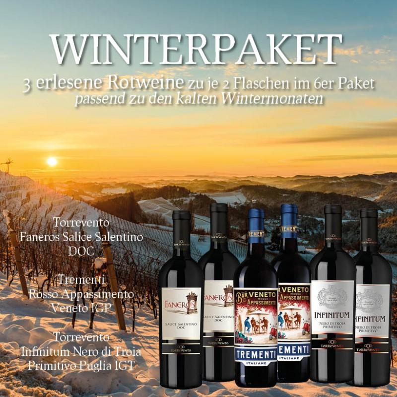 Wein Winterpaket