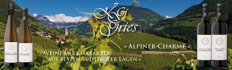 Kellerei Gries - Alpiner Charme!