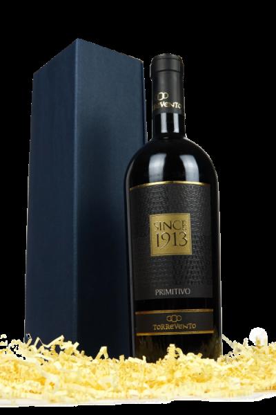 """Präsent """"Grazie"""" - Wein in hochwertiger Geschenkverpackung"""