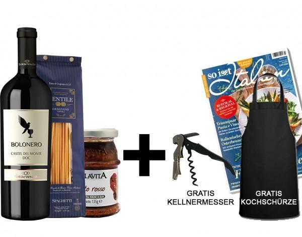 Spaghetti Bolonero Paket