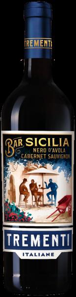 Nero d`Avola Cabernet Sauvignon Sicilia DOP 2018
