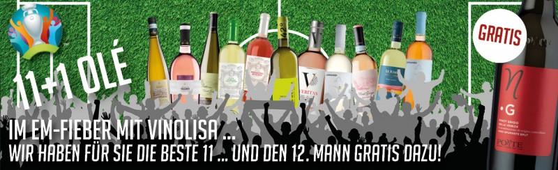 EM 11+1 Weinpaket