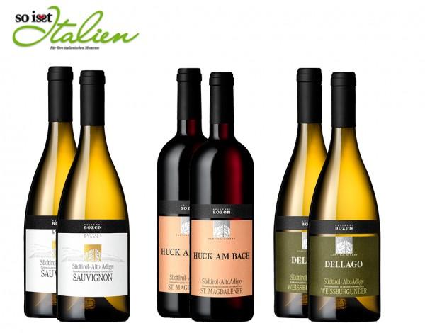 So is(s)t Italien Kellerei Bozen Paket