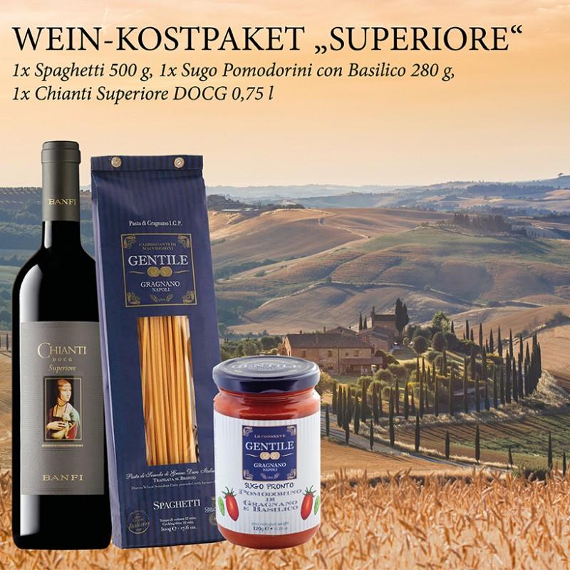 Weinkostpaket Superiore