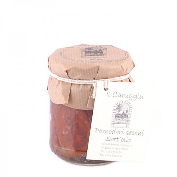 Pomodorini ciliegino semi-dry - halbgetrocknete Tomaten