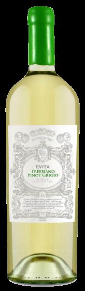 Evita Trebbiano Pinot Grigio IGT Puglia 2019