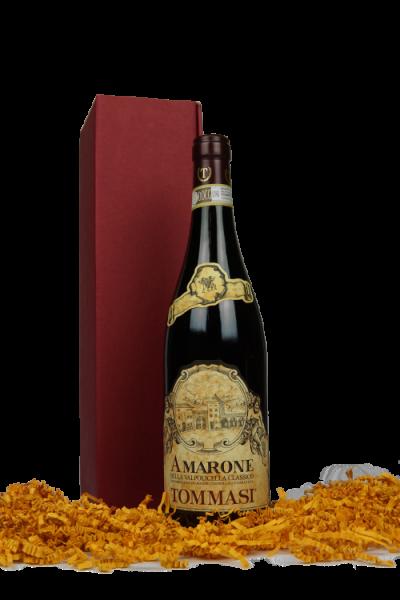 """Präsent """"Bravissimo"""" - Wein in hochwertiger Geschenkverpackung"""