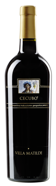 Cecubo Roccamonfina Rosso IGT 2014