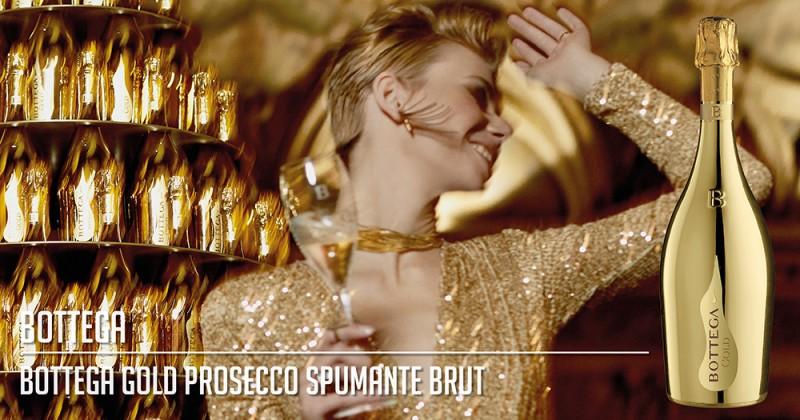 Prosecco Spumante Brut Gold - Bottega