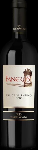 Faneros Salice Salentino Rosso 2015