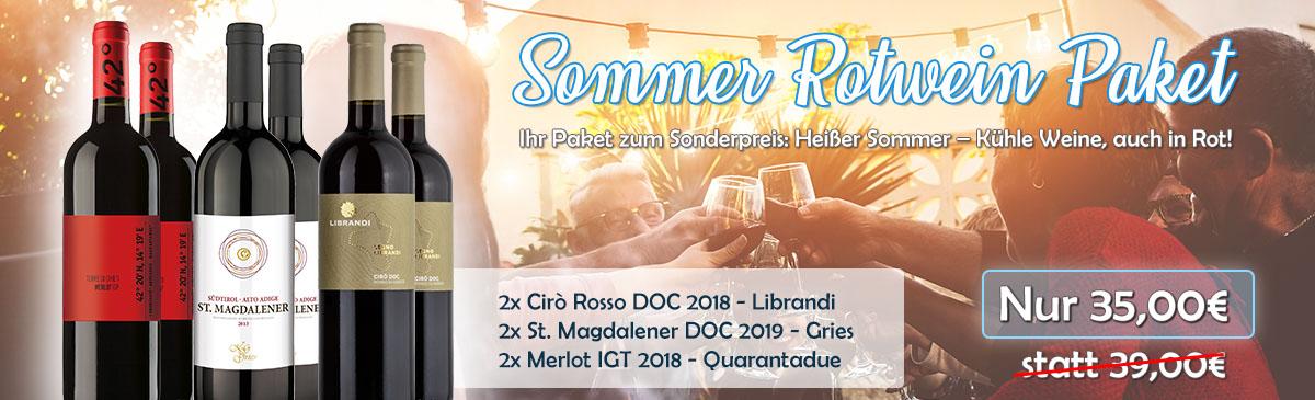 Sommer-Weine-Paket