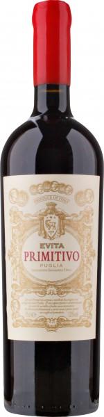 Evita Primitivo IGT Puglia