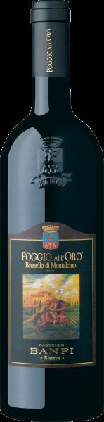 Poggio all´Oro Brunello di Montalcino Riserva DOCG 2012