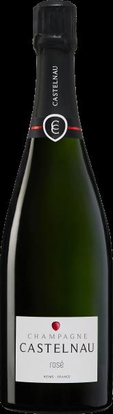 Champagner de Castelnau Brut Rosé