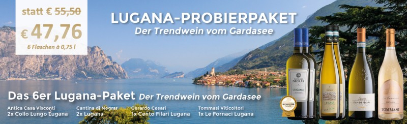 Lugana - Grüße vom Gardasee